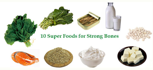 Foods That Will Help To Increase Bone Strength