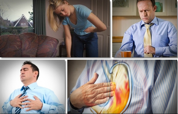 Home Remedies To Treat Heartburn
