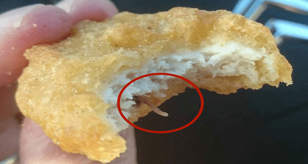 OMG AGAIN! Look What They Found In McDonalds Chicken Nugget