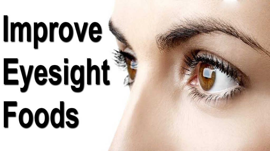 Top Foods That Help To Improve Eyesight