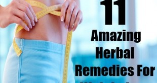 11 Amazing Herbal Remedies for Weight Loss