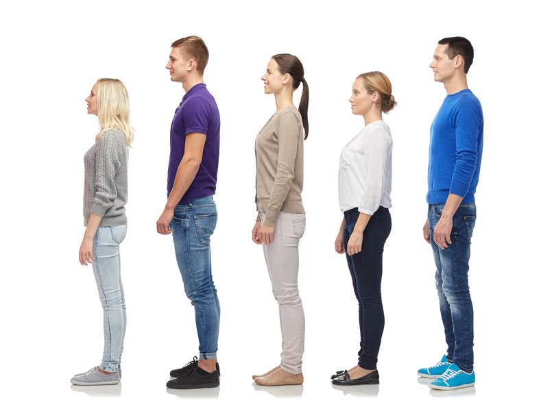 Taller people have a lower risk of heart disease but higher risk of cancer: New study findings