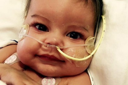 Mother writes emotional letter to family of her baby boy's organ donor