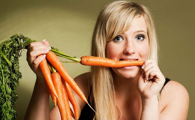 Eating carrots reduces breast cancer risk