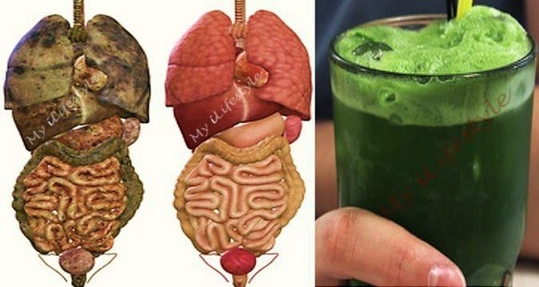 THIS Super Green Detox Drink Will Remove All TOXINS and FAT from Your Body